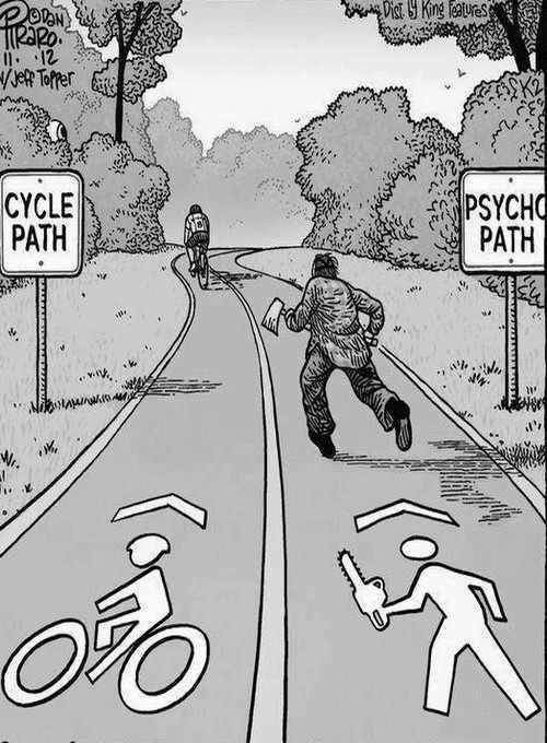 Cycle Psycho Path
