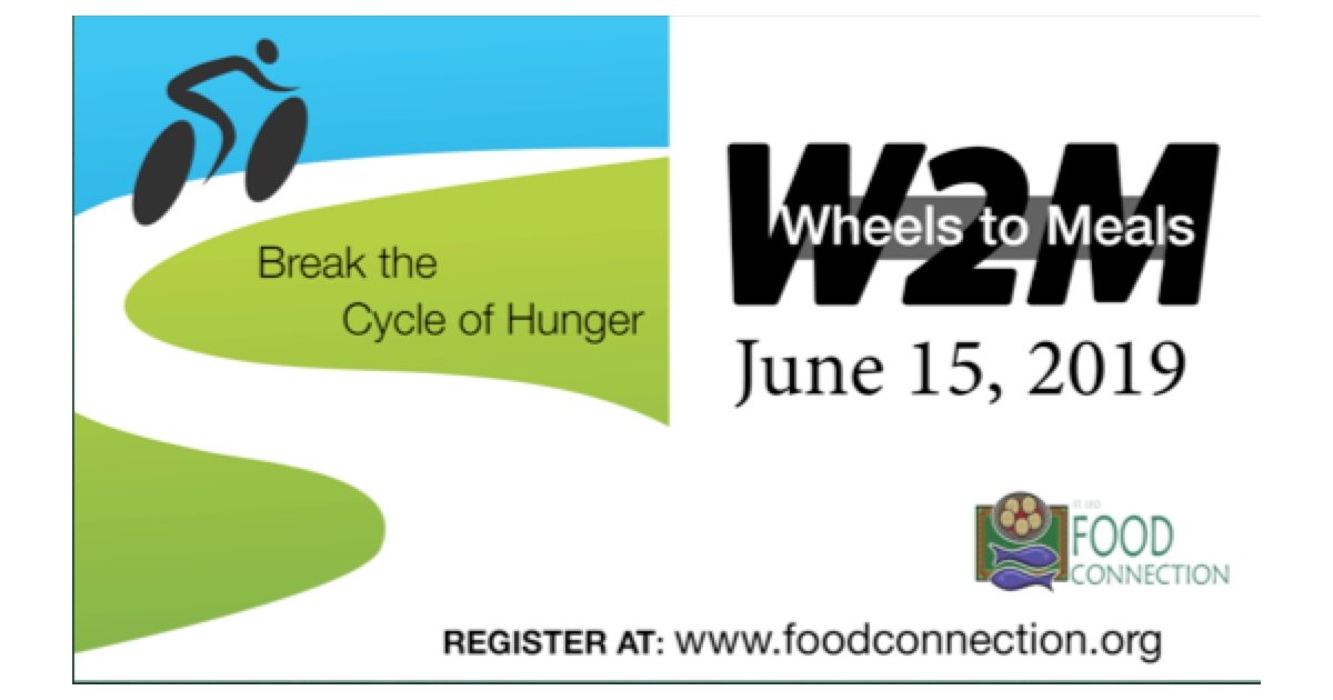 Wheels To Meals - Hunger is Real!